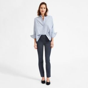 Everlane Sz 00 The Work Pant Trousers Tapered